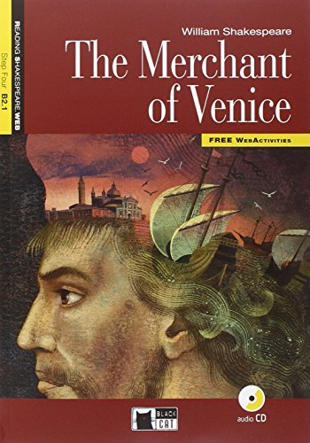 The merchant of Venice. Con CD