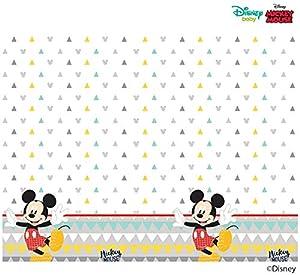 Procos mantel plástico 120x 180cm Mickey Mouse Awesome, Multicolor, 5pr89004