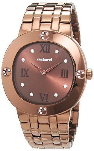 Cacharel Women's Quartz Watch CLD 006-5UM with Metal Strap