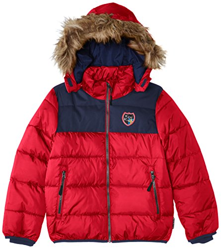 Kozi Kidz Kids' Stockholm Insulated Jacket - Red, 90 cm