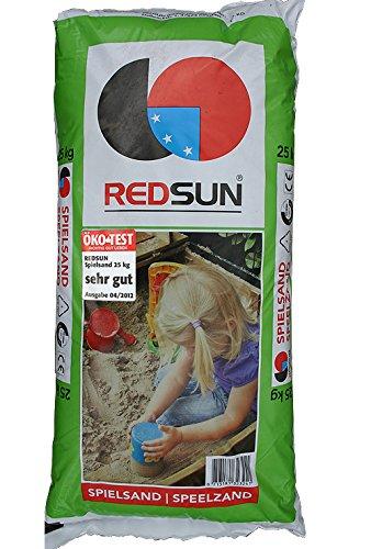 Preisvergleich Produktbild ÖKO Spielsand 0-0,2 mm 25 kg Qualitäts Sandkastensand