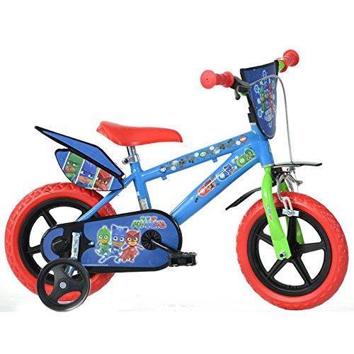 """Dino Bike Bicicletta Pj Masks Super Pigiamini Bambino 12"""""""