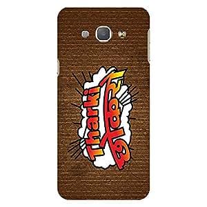 Mobo Monkey Designer Printed Back Case Cover for Samsung Galaxy A8 (2015) :: Samsung Galaxy A8 Duos (2015) :: Samsung Galaxy A8 A800F A800Y (Tharki :: Guy :: Man :: Men :: Him)