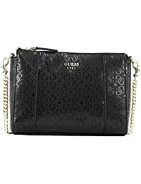 GUESS Kamryn Mini Convertible XBody Tote Black