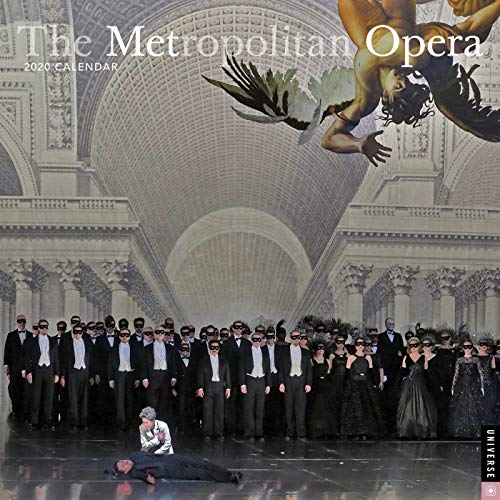The Metropolitan Opera 2020 Calendar