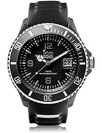 ICE-Watch ICE sporty - Black & White  - Reloj de pulsera, color negro/negro