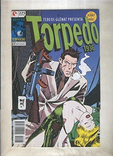 Torpedo comic book numero 26: La ley del talon