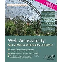 [(Web Accessibility: Web Standards and Regulatory Compliance )] [Author: Jim Thatcher] [Jul-2006]