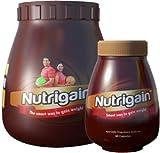 Nutrigain Ayurwin Powder 500Gm & Nutrigain 60 Capsules with Chocolate Flavor