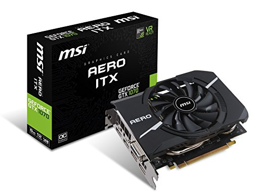 MSI Computer GeForce GTX 1080 SEA Hawk EK X Graphics Cards