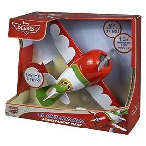 Planes - Avión Miniatura Deluxe, El Chupacabra (Mattel Y5604)