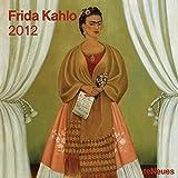 Frida Kahlo 2012 Calendar