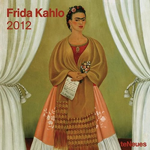 2012 Frida Kahlo Grid Calendar