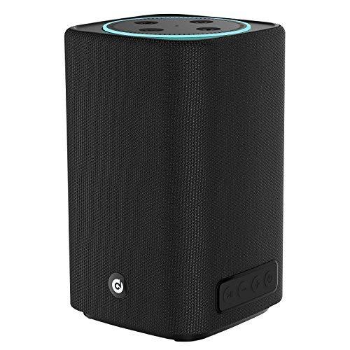 DOSS PowerBox Bluetooth Lautsprecher Bluetooth 4.0 Lautsprecherbox Drahtloser Soundbox mit dem Hochauflösenden Sound und Boomenden Bass Lange Spielzeit für iPad, Tablet und andere Android Geräte