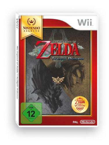 The Legend of Zelda: Twilight Princess (Nintendo Wii Zelda)