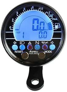 Yamaha Bolt Analog Speedometer