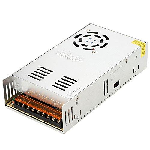 KKMOON 12V 30A 360W Trafo Transformator Schalter Netzteil Treiber Adapter AC 90 V-264 V ZU DC Für Led-Streifen Licht/Sicherheitssystem/Computer Projekt/Kommunikation -
