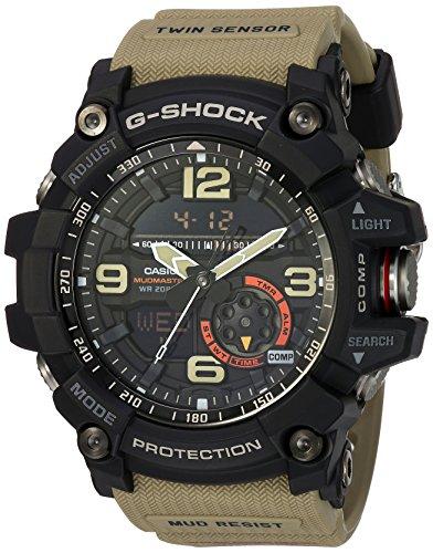 G-Shock Men's Analog Digital GG-10000-1A5 Watch Black