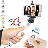 #7: XTRA Selfie Stick ACE with Bluetooth Remote for Smart Clicks Apple & Android Devices