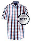 BABISTA Herren Hemd Baumwolle in Premiumqualität 43/44