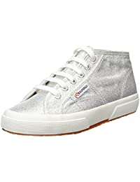 Superga 2754 Lamew Damen Hohe Sneakers
