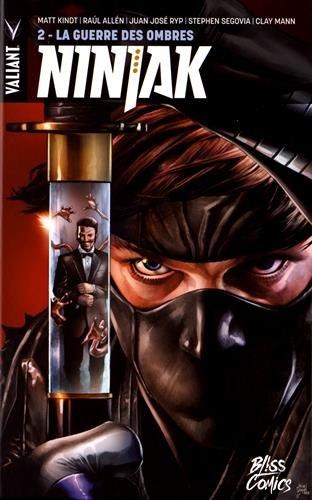 Ninjak, Tome 2 : La guerre des ombres par Collectif