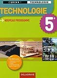 Technologie 5e (1Cédérom)