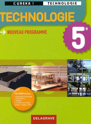 Technologie 5e (1Cdrom)
