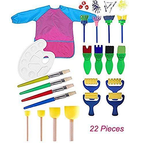 MIMINUO Juego infantil herramientas pintura aprender