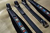 Gurte für Akkordeon Akkordeonriemen 6 CM professional FOLK 100% italienische Produktion