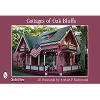 Cottages of Oak Bluffs: 20 Postcards