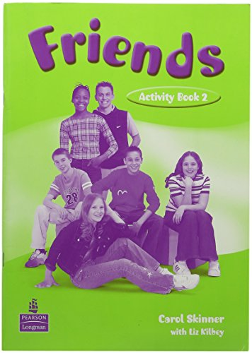 Friends. Workbook. Per la Scuola secondaria di primo grado: Friends. 2º ESO -Workbook 2