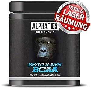 BCAA Kapseln - 360 Mega Caps à 750 mg - 2:1:1 hochdosiert - essentielle...