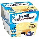 Nestlé ptit gourmand creme dessert vanille 8x100g - ( Prix Unitaire ) - Envoi Rapide Et Soignée