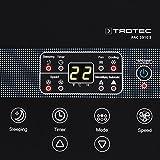 TROTEC Lokales mobiles Klimagerät PAC 2010 S mit 2,0 kW / 7.000 Btu (EEK:A) 3-in-1-Klimagerät - 6