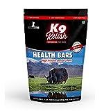 #5: K9 Relish 100% Natural Yak Milk Chews Dental Dog Treats - Small Size 70Gms