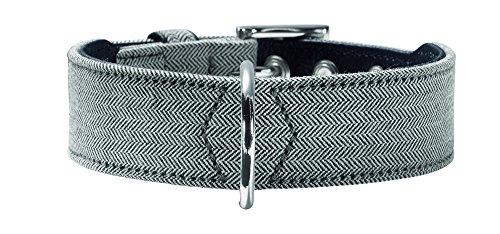 Hunter Hundehalsband Textile Fishbone Gr. 65