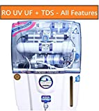 #6: GRAND PLUS AQUAGRAND Audi RO+UF+UV+Mineral+TDS Controller 12 LTR RO+UV+UF Water Purifier- All Features BT, Free Installation Across India- 6 Month Warranty