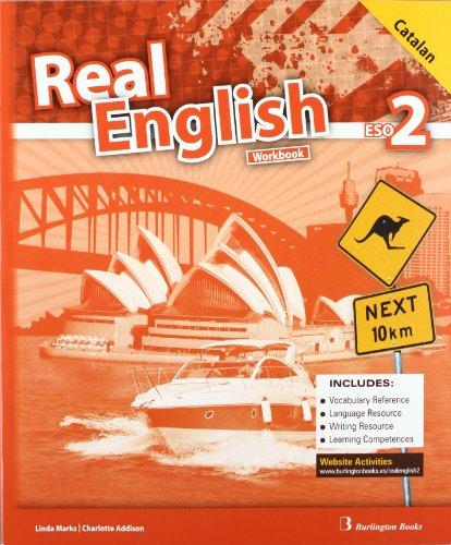 REAL ENGLISH 2 ESO WB CAT.Burlington