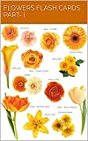 Flowers flash cards: Part- I (Flower flash cards Book 10)