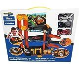 Parkgarage 28-tlg Kinder Spielzeug Auto Garage Parkgarage Parkhaus Autowerkstatt