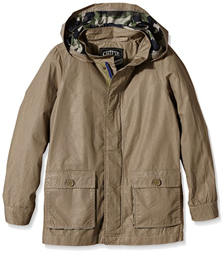 Chipie BURNING MAN JUNIOR D3-impermeable Bambina    Jaune (Gold) 10 anni