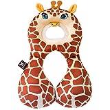 Reisekissen braun giraffe