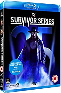 WWE: Survivor Series 2015 [Blu-ray]