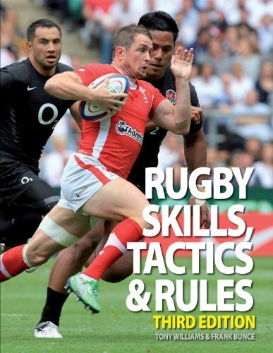 Rugby Skills, Tactics and Rules by Tony Williams (2012-03-01) par Tony Williams;Frank Bunce