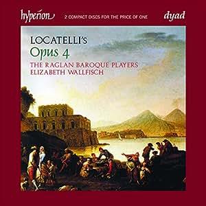 Locatelli: Sonatas Opus 4