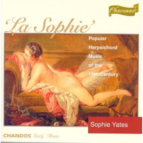 Popular Harpsichord Music Of The 18th Century