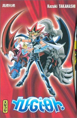 Yu-Gi-Oh ! Coffret tomes 5 à 8 par Kazuki Takahashi