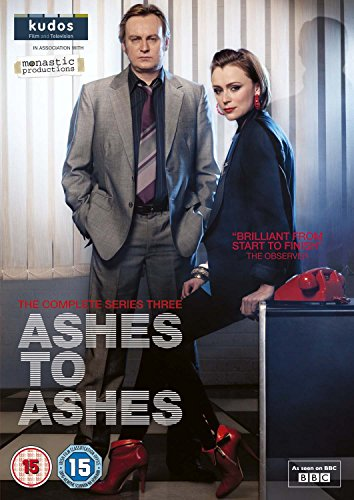 Ashes To Ashes - Series 3 - Complete