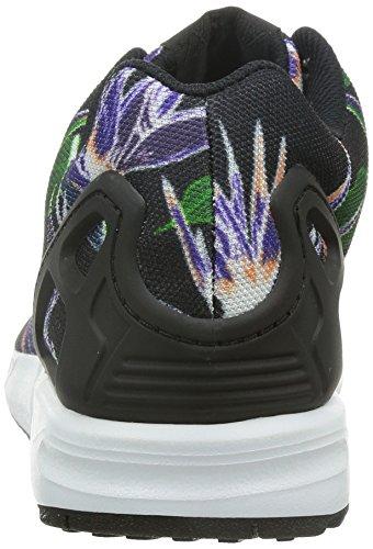 adidas Originals ZX Flux Laufschuhe Mehrfarbig (Core Black/Core Black/Ftwr White)